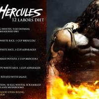 Hercules Meal Plan